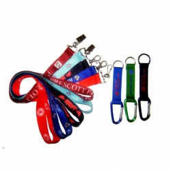 heat transfer lanyard, card holder